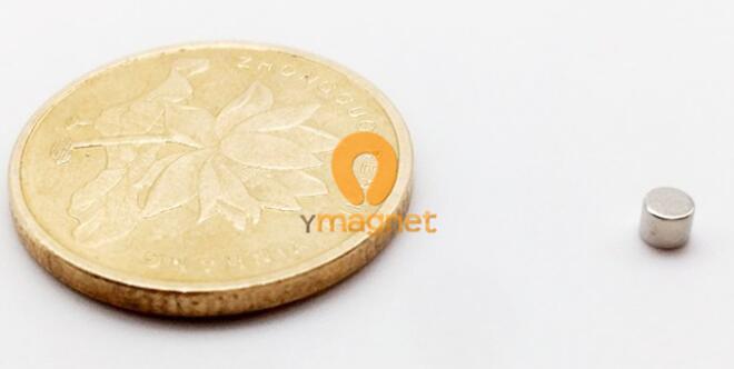 n35 ndfeb disc magnet d2 5 mm 2mm 1 - N35 NdFeB Disc Magnet D2.5mm*2mm