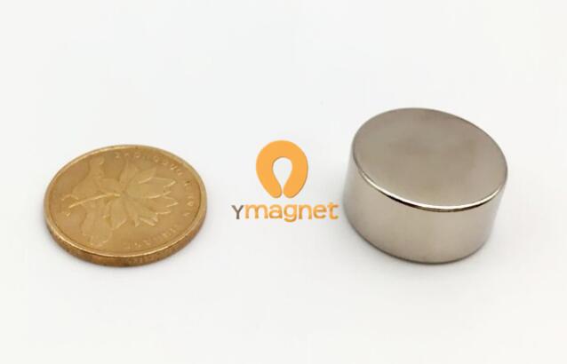 n52 ndfeb disc magnet d19 05mm 9 53mm 1 - N52 NdFeB Disc Magnet D19.05mm*9.53mm