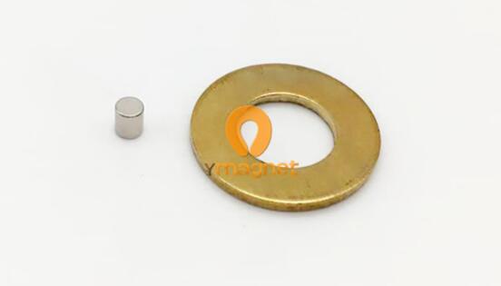n45 ndfeb disc magnet d3mm 3 5mm 1 - N45 NdFeB Disc Magnet D3mm*3.5mm Coating: Nickel