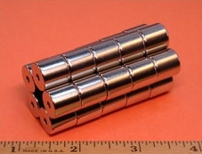 What are the coatings of NdFeB magnets?