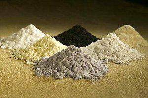Rare earth neodymium iron boron permanent magnet material