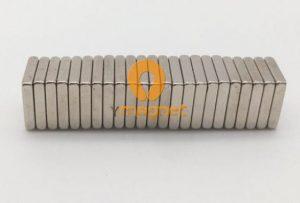 N35 NdFeB Block Magnet F10mm*10mm*2mm