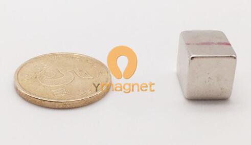 n35 ndfeb block magnet f12mm 9 3mm 10mm 1 - N35 NdFeB Block Magnet F12mm*9.3mm*10mm