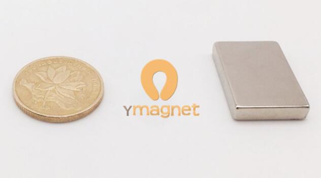 n35 ndfeb block magnet f24mm 16mm 4mm 1 - N35 NdFeB Block Magnet F24mm*16mm*4mm