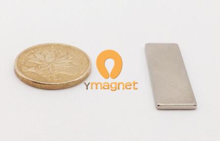 n35 ndfeb block magnet f30mm 10mm 1 5mm 1 - N35 NdFeB Block Magnet F30mm*10mm*1.5mm