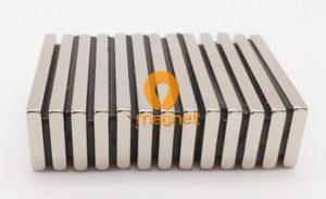 N35 NdFeB Block Magnet F30mm*12mm*2.5mm