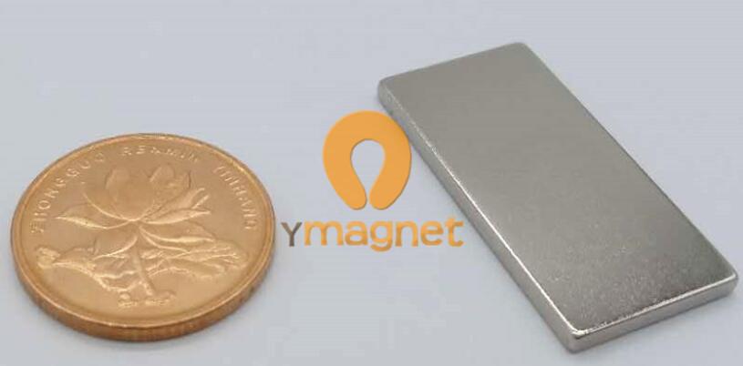 n35 ndfeb block magnet f30mm 15mm 2mm 1 - N35 NdFeB Block Magnet F30mm*15mm*2mm