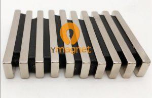N35 NdFeB Block Magnet F50mm*10mm*4mm
