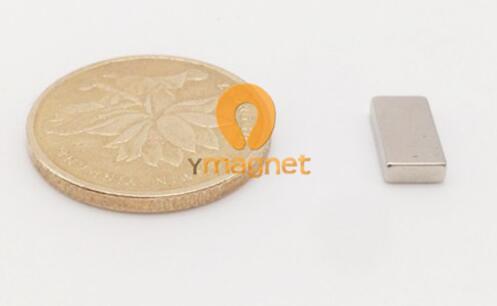 n35 ndfeb block magnet f6mm 5mm 2mm 1 - N35 NdFeB Block Magnet F6mm*5mm*2mm