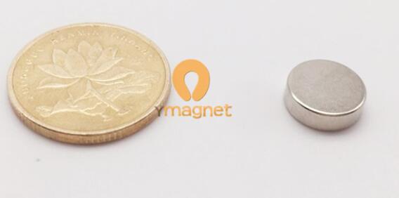 n35 ndfeb disc magnet d10mm 3mm 1 - N35 NdFeB Disc Magnet D10mm*3mm