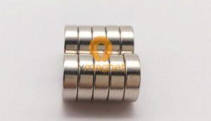 N35 NdFeB Disc Magnet D10mm*3mm
