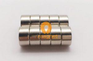 N35 NdFeB Disc Magnet D10mm*5mm