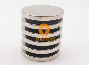 N35 NdFeB Disc Magnet D25mm*3mm