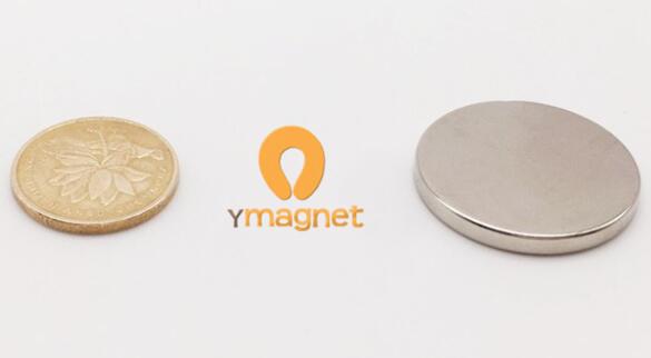 n35 ndfeb disc magnet d28mm 3mm 1 - N35 NdFeB Disc Magnet D28mm*3mm