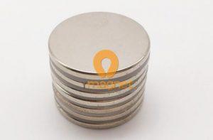 N35 NdFeB Disc Magnet D35mm*3mm