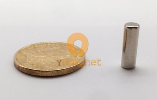 n35 ndfeb disc magnet d4mm 12mm 1 - N35 NdFeB Disc Magnet D4mm*12mm