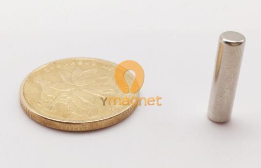 n35 ndfeb disc magnet d4mm 15mm 1 - N35 NdFeB Disc Magnet D4mm*15mm