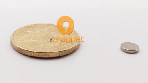 n35 ndfeb disc magnet d5mm 1mm 1 - N35 NdFeB Disc Magnet D5mm*1mm