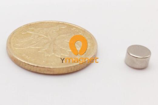n35 ndfeb disc magnet d5mm 3mm 1 - N35 NdFeB Disc Magnet D5mm*3mm