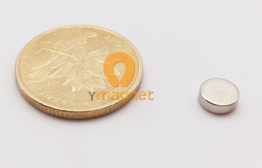 n35 ndfeb disc magnet d6mm 2mm 1 - N35 NdFeB Disc Magnet D6mm*2mm