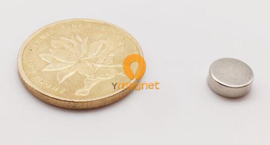 n35 ndfeb disc magnet d7mm 2 5 mm 1 - N35 NdFeB Disc Magnet D7mm*2.5mm