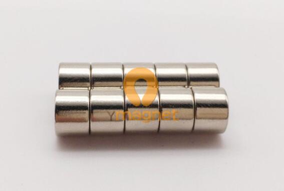n35 ndfeb disc magnet d7mm 5mm - N35 NdFeB Disc Magnet D7mm*5mm