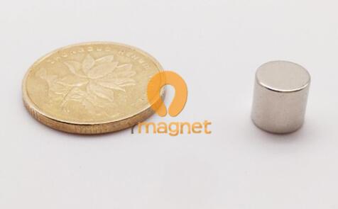 n35 ndfeb disc magnet d7mm 7mm 1 - N35 NdFeB Disc Magnet D7mm*7mm