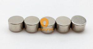 N35 NdFeB Disc Magnet D8mm*5mm