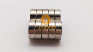 N35 NdFeB Disc Magnet D10mm*2mm