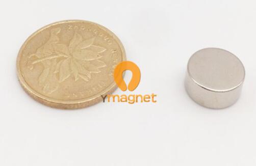 n42 ndfeb disc magnet d10mm 5mm 1 - N42 NdFeB Disc Magnet D10mm*5mm