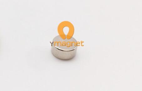 n45 ndfeb disc magnet d6mm 3mm 1 - N45 NdFeB Disc Magnet D6mm*3mm