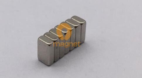 n52 ndfeb block magnet f5mm 3mm 1 5mm - N52 NdFeB Block Magnet F5mm*3mm*1.5mm
