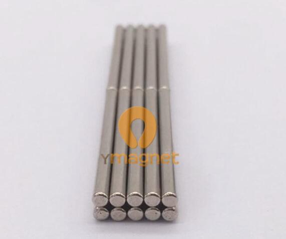 n52 ndfeb circular magnet d2mm30mm 2 - N52 NdFeB Circular Magnet D2mm*30MM