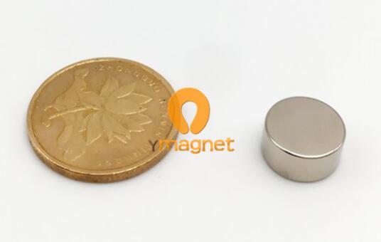 n52 ndfeb disc magnet d10mm 5mm 1 - N52 NdFeB Disc Magnet D10mm*5mm