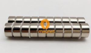 N52 NdFeB Disc Magnet D10mm*5mm