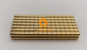 N52 NdFeB Disc Magnet D10mm*1mm