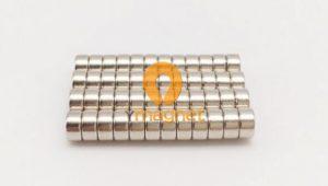 N52 NdFeB Disc Magnet D4mm*2mm