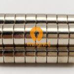 N52 NdFeB Disc Magnet D6mm*3mm