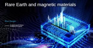 Rare earth and magnetic materials