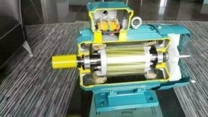 Application status and development trend of rare earth permanent magnet motor
