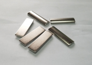What are the advantages of NdFeB magnets for motors?