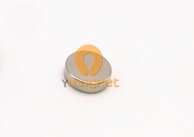 35sh ndfeb disc magnet d10mm 3mm 1 - 35SH NdFeB Disc Magnet D10mm*3mm