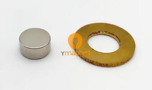 n30 ndfeb disc magnet d10mm 5mm 1 - N30 NdFeB Disc Magnet D10mm*5mm