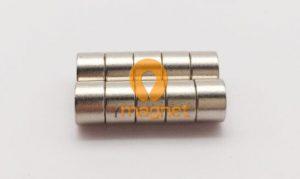 N30 NdFeB Disc Magnet D6mm*4mm