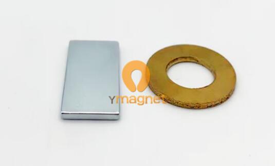 n35 ndfeb block magnet f24mm 12mm 2mm 1 - N35 NdFeB Block Magnet F24mm*12mm*2mm