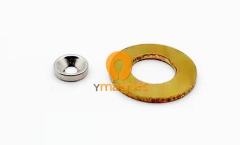 n35 ndfeb disc countersunk magnet d8mm 2mm 3mm 1 - N35 NdFeB Disc Countersunk Magnet D8mm*2mm-3mm