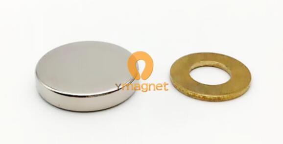 n35 ndfeb disc magnet d25mm 5mm 1 - N35 NdFeB Disc Magnet D25mm*5mm