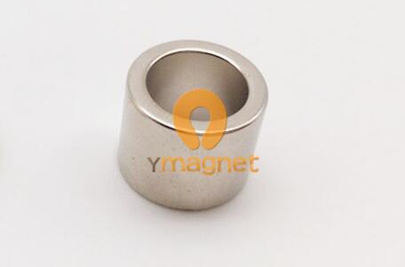 n35 ndfeb ring magnet f14mm 11 5mm 10mm 1 - N35 NdFeB Ring Magnet D14mm*11.5mm*10mm