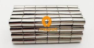 N35 NdFeB Rod Magnet D6mm*10mm