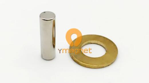 n35 ndfeb rod magnet d6mm 20mm 1 - N35 NdFeB Rod Magnet D6mm*20mm
